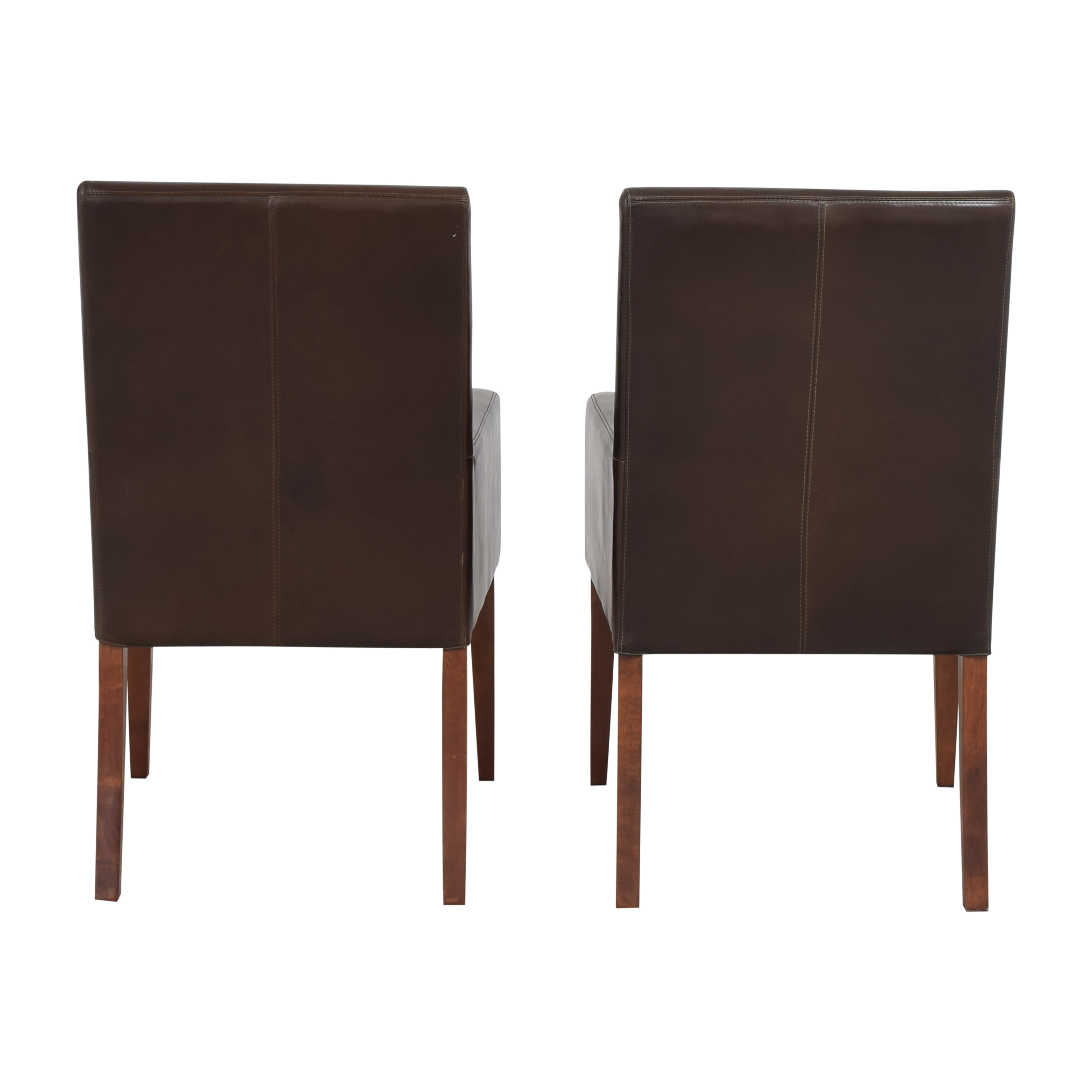 Pottery Barn Pottery Barn Grayson Dining Arm Chairs discount