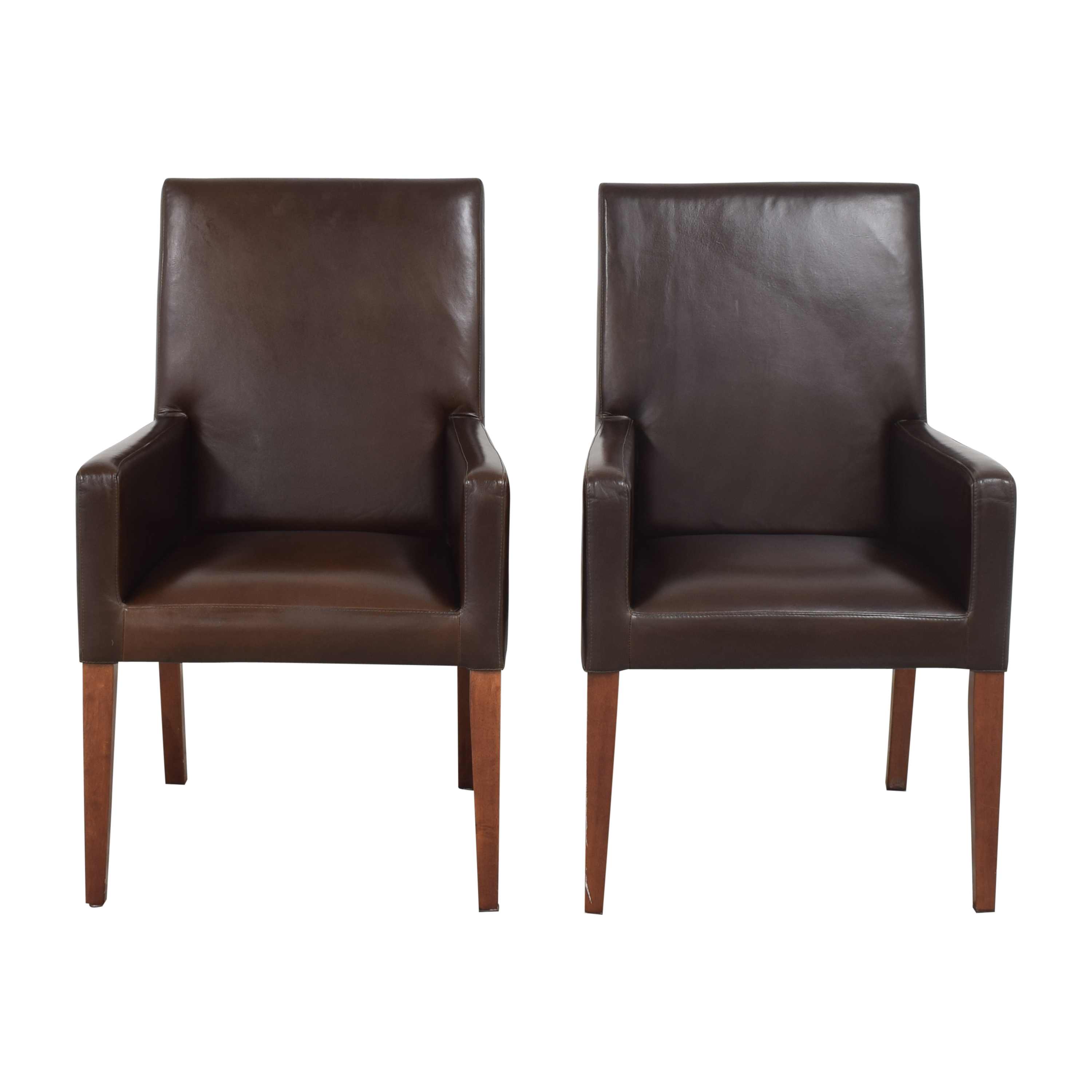 Pottery Barn Pottery Barn Grayson Dining Arm Chairs on sale
