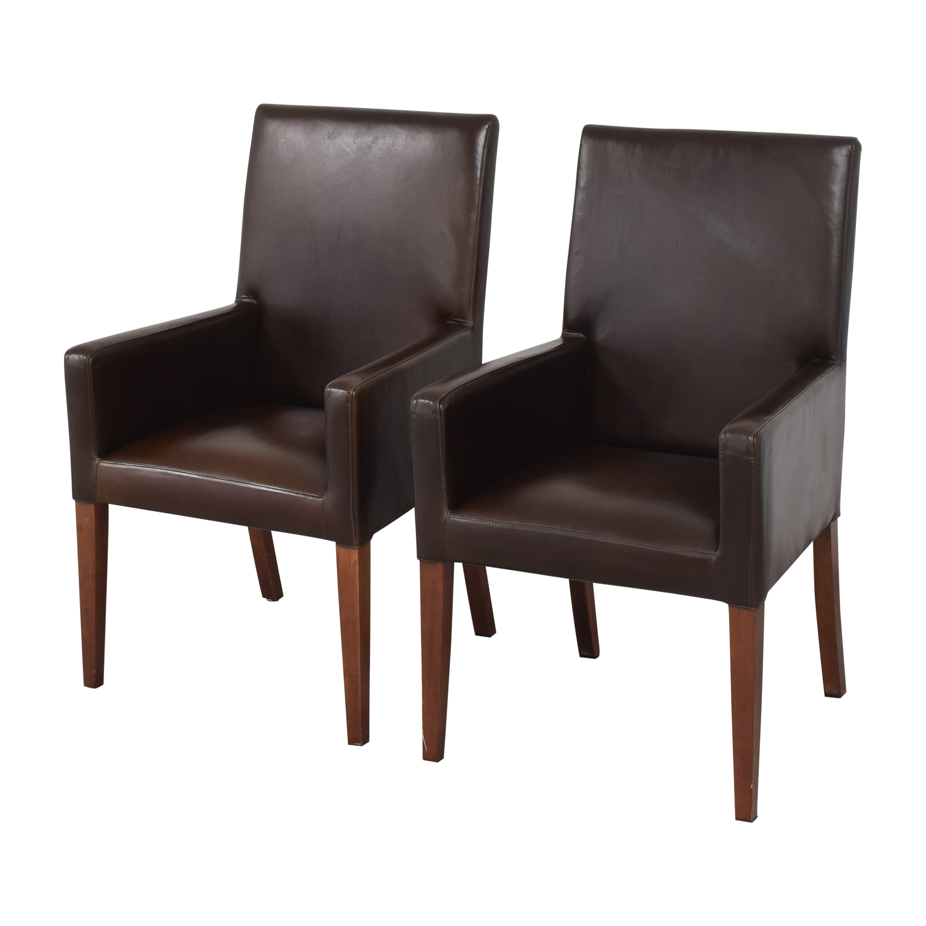Pottery Barn Grayson Dining Arm Chairs / Dining Chairs
