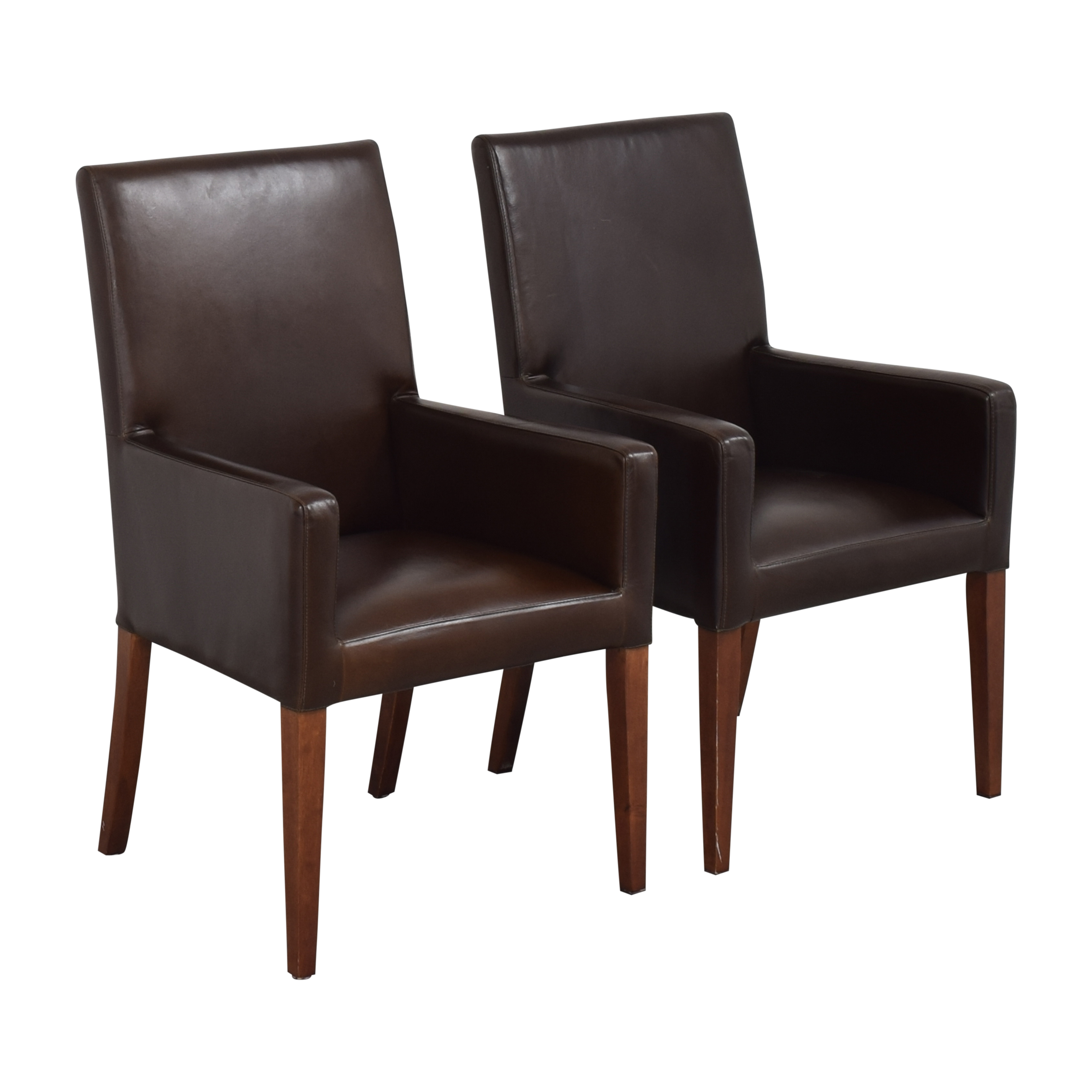 Pottery Barn Pottery Barn Grayson Dining Arm Chairs ct