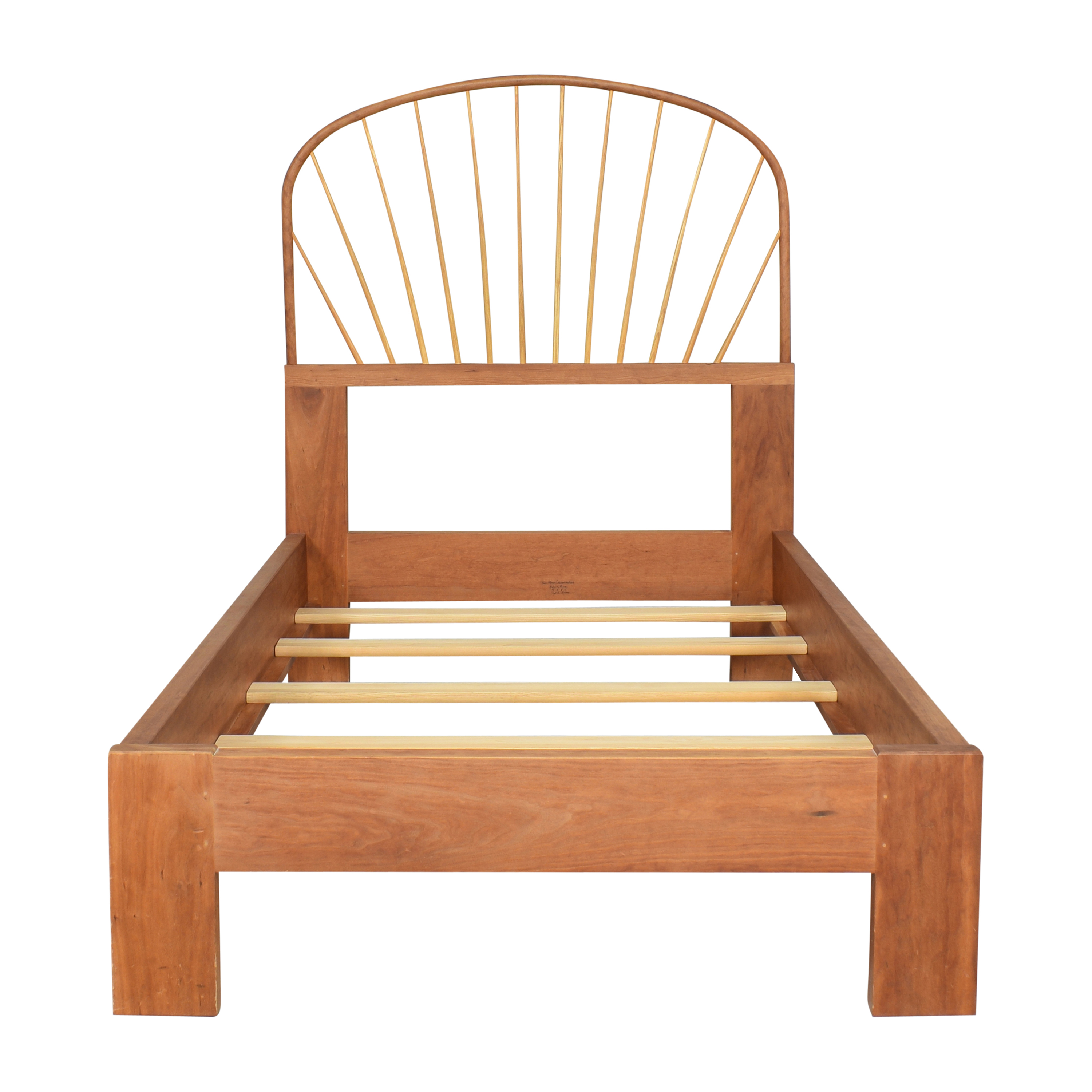 Thos. Moser Thos. Moser Twin Spindle Bed for sale