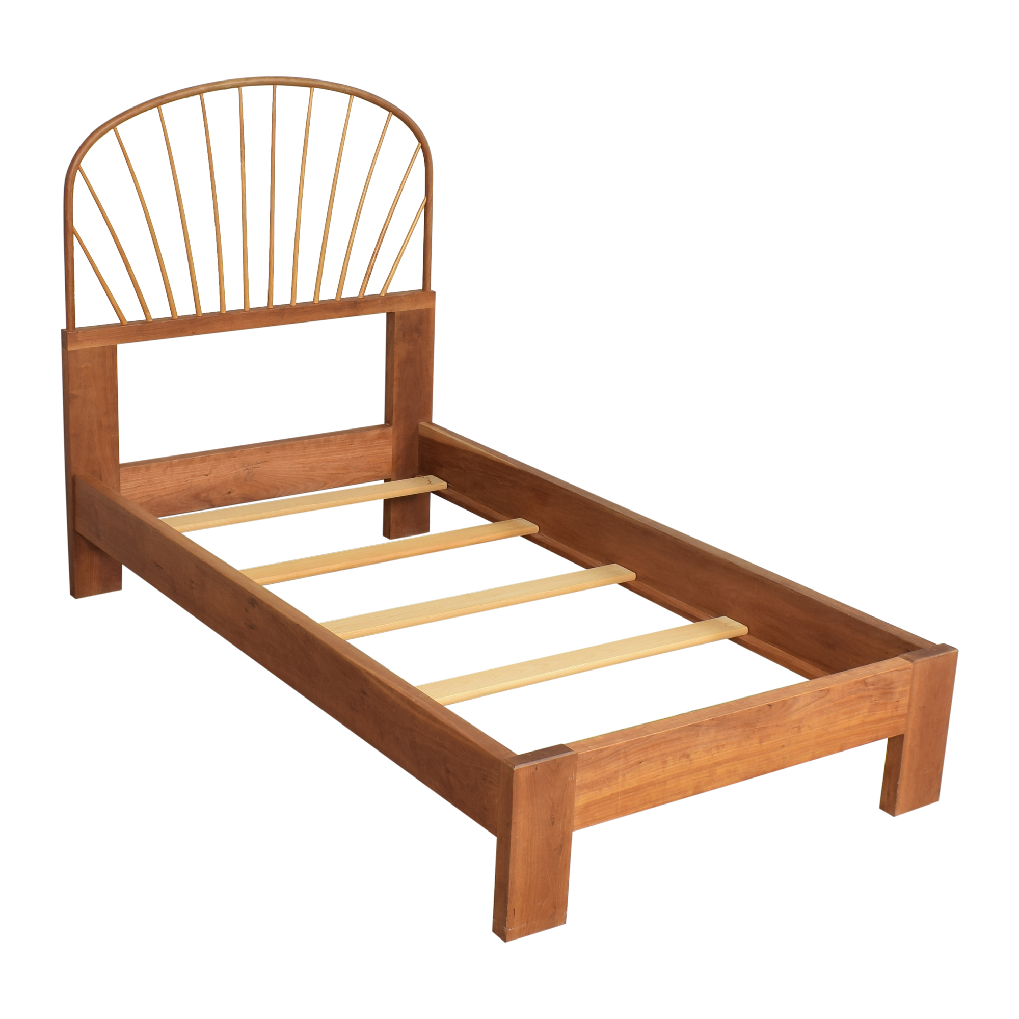 Thos. Moser Twin Spindle Bed sale