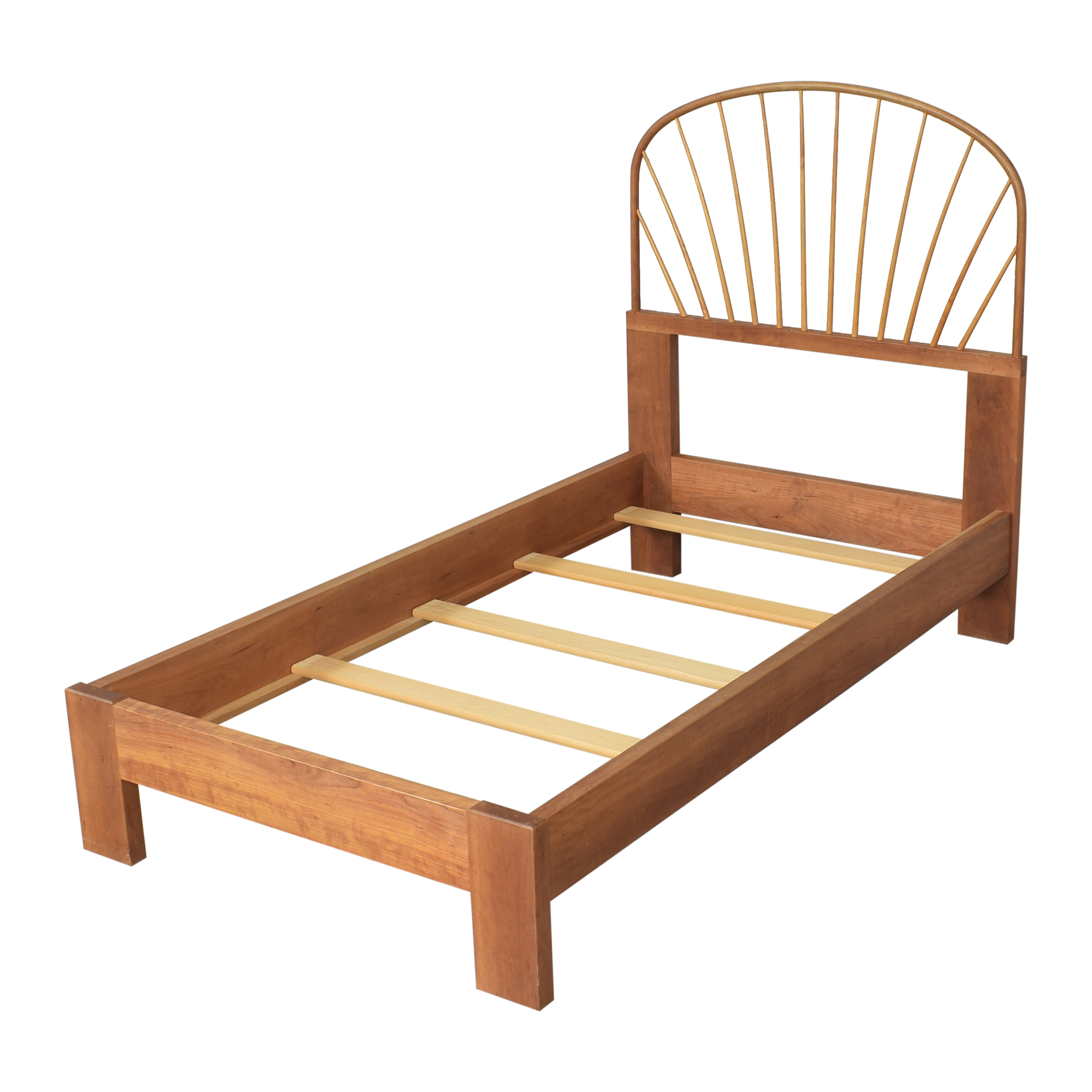 Thos. Moser Twin Spindle Bed / Beds