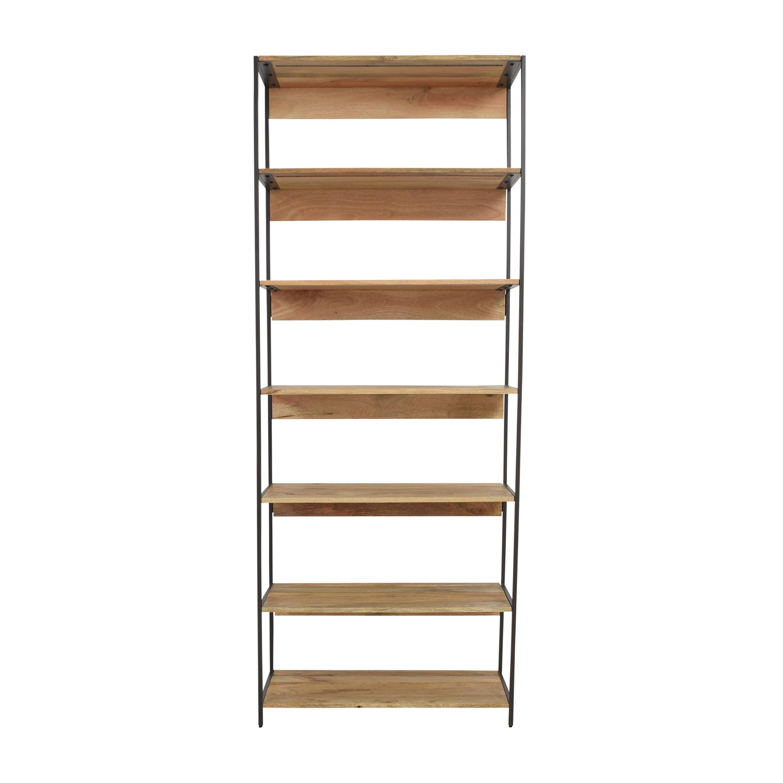 buy West Elm Industrial Modular Bookshelf West Elm Bookcases & Shelving