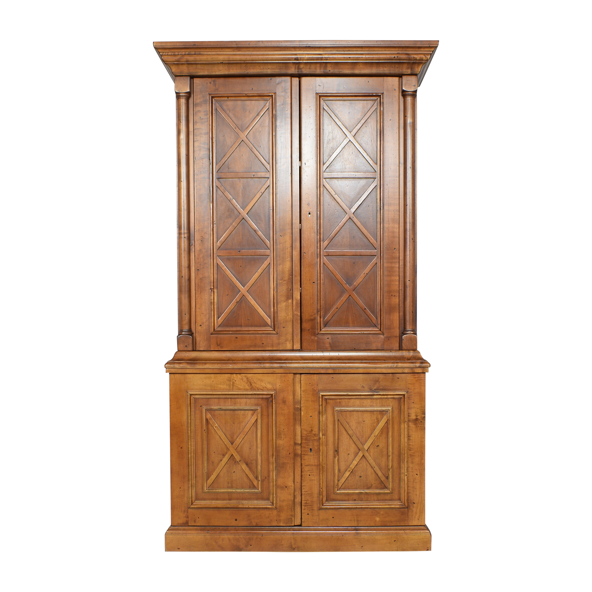 Bloomingdale's Guido Zichele for Bloomingdale's Armoire dimensions