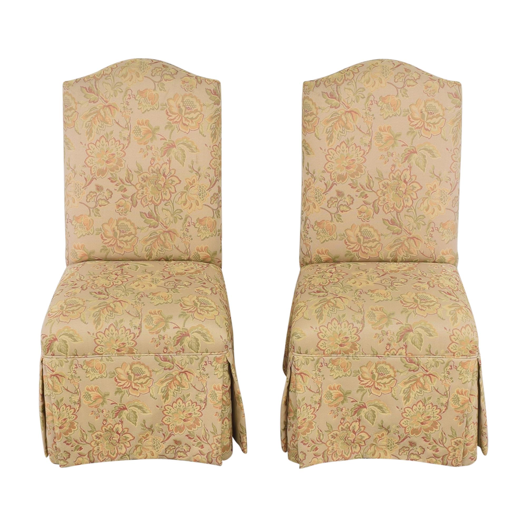 buy Grange Skirted Dining Side Chairs Grange