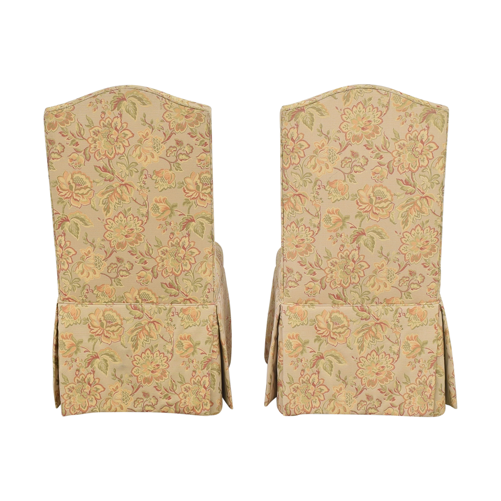 buy Grange Skirted Dining Side Chairs Grange Dining Chairs