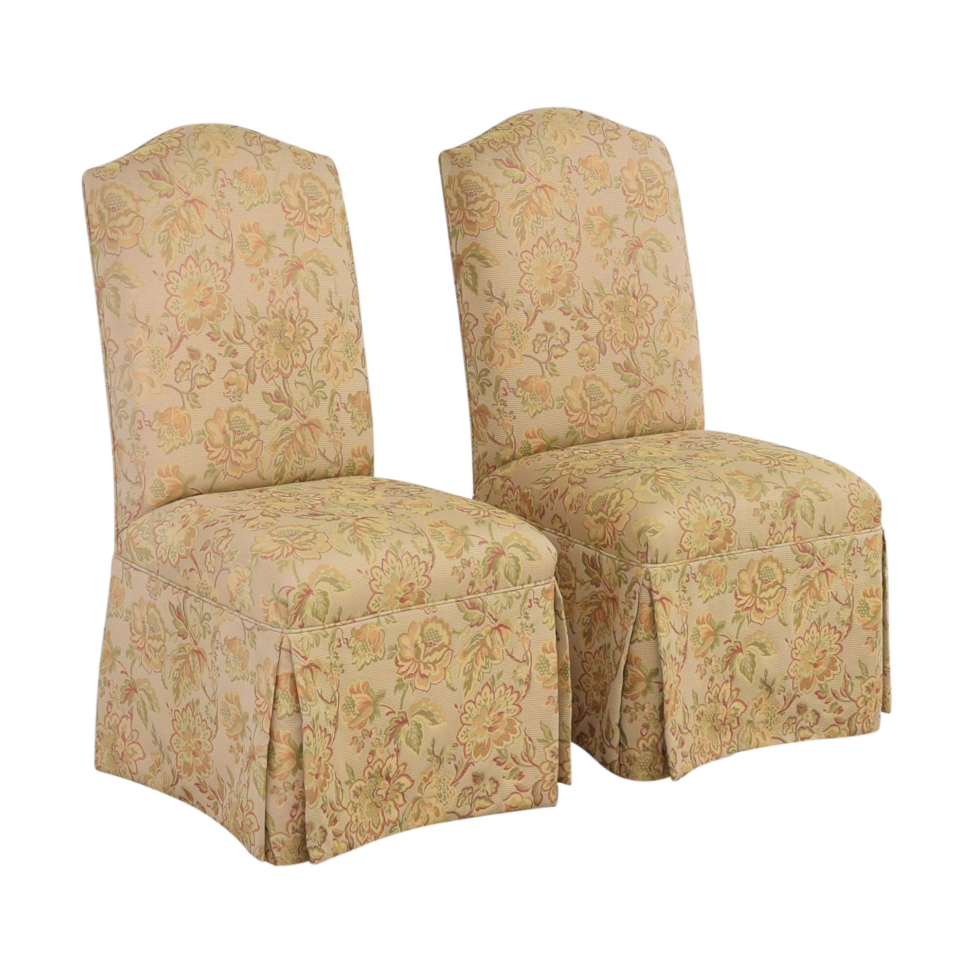 Grange Grange Skirted Dining Side Chairs Dining Chairs