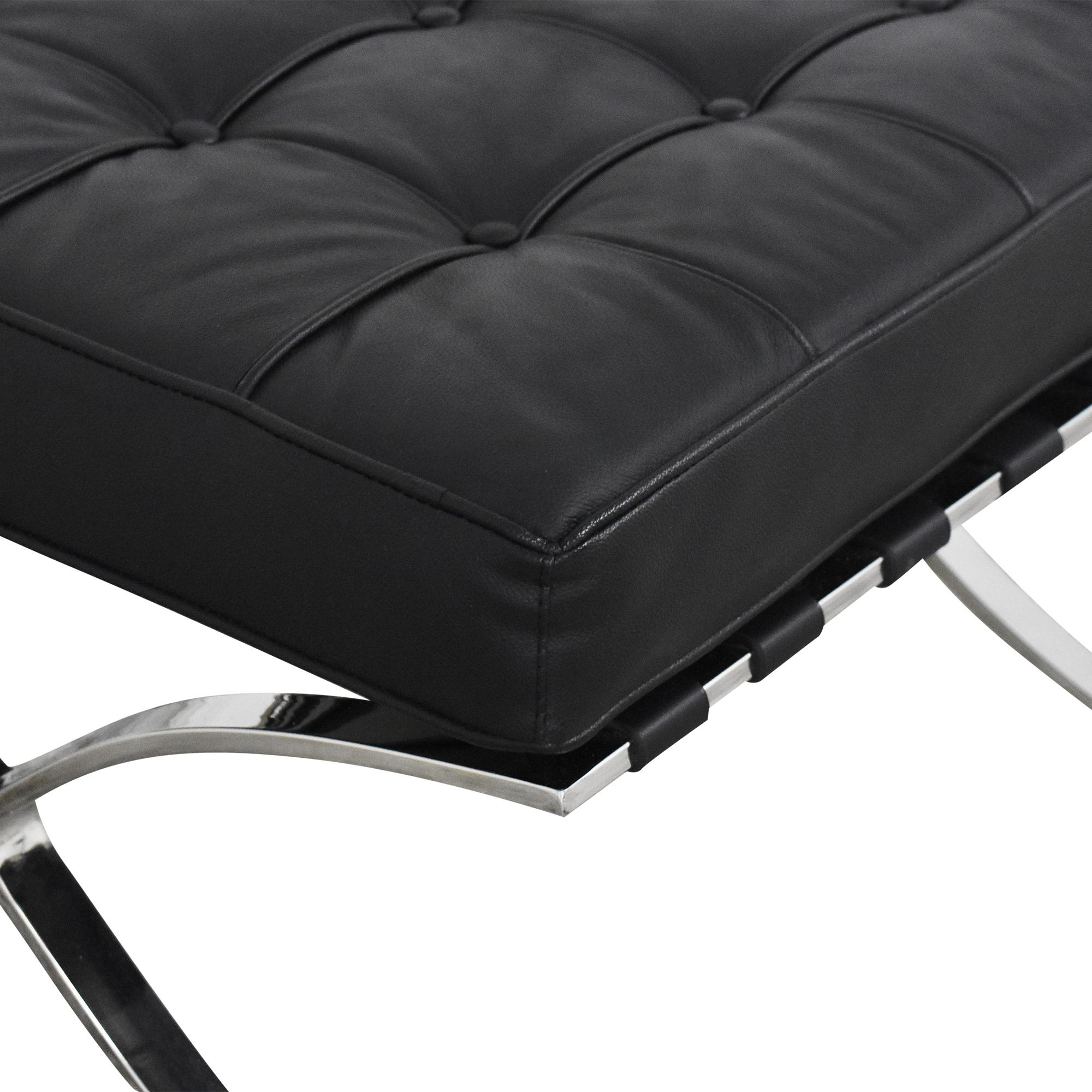 buy VIG Furniture Bellatrix X-Leg Ottoman VIG
