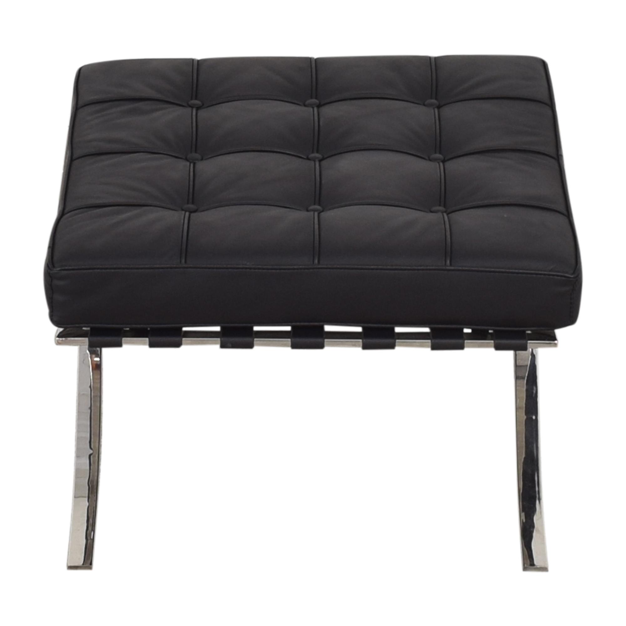 VIG VIG Furniture Bellatrix X-Leg Ottoman nyc
