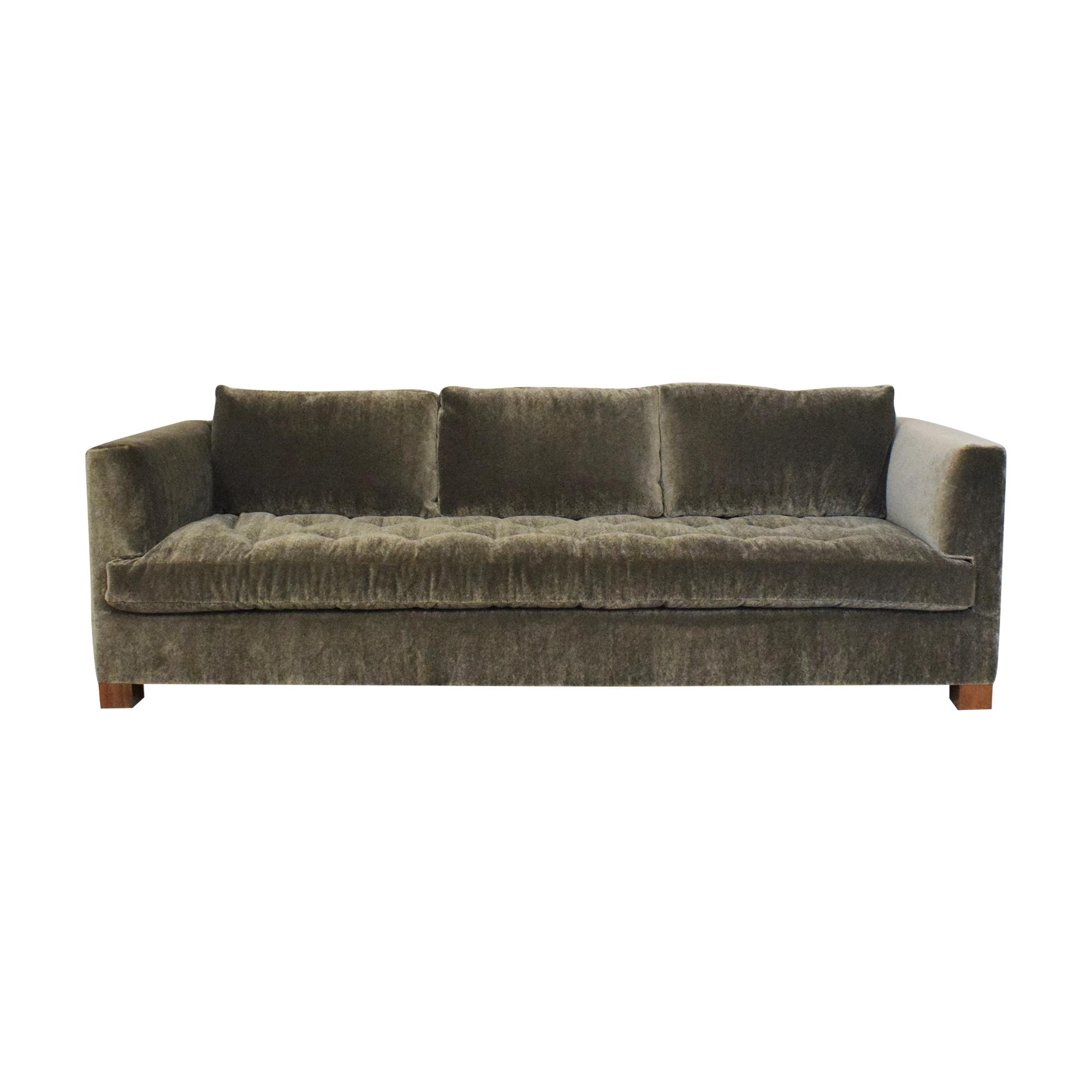 Jonas Jonas St. Thomas Custom Tufted Sofa on sale