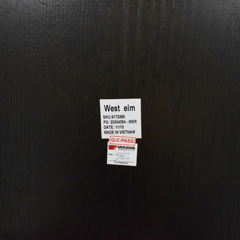 buy West Elm West Elm Storage Platform Queen Bed with Nightstand online