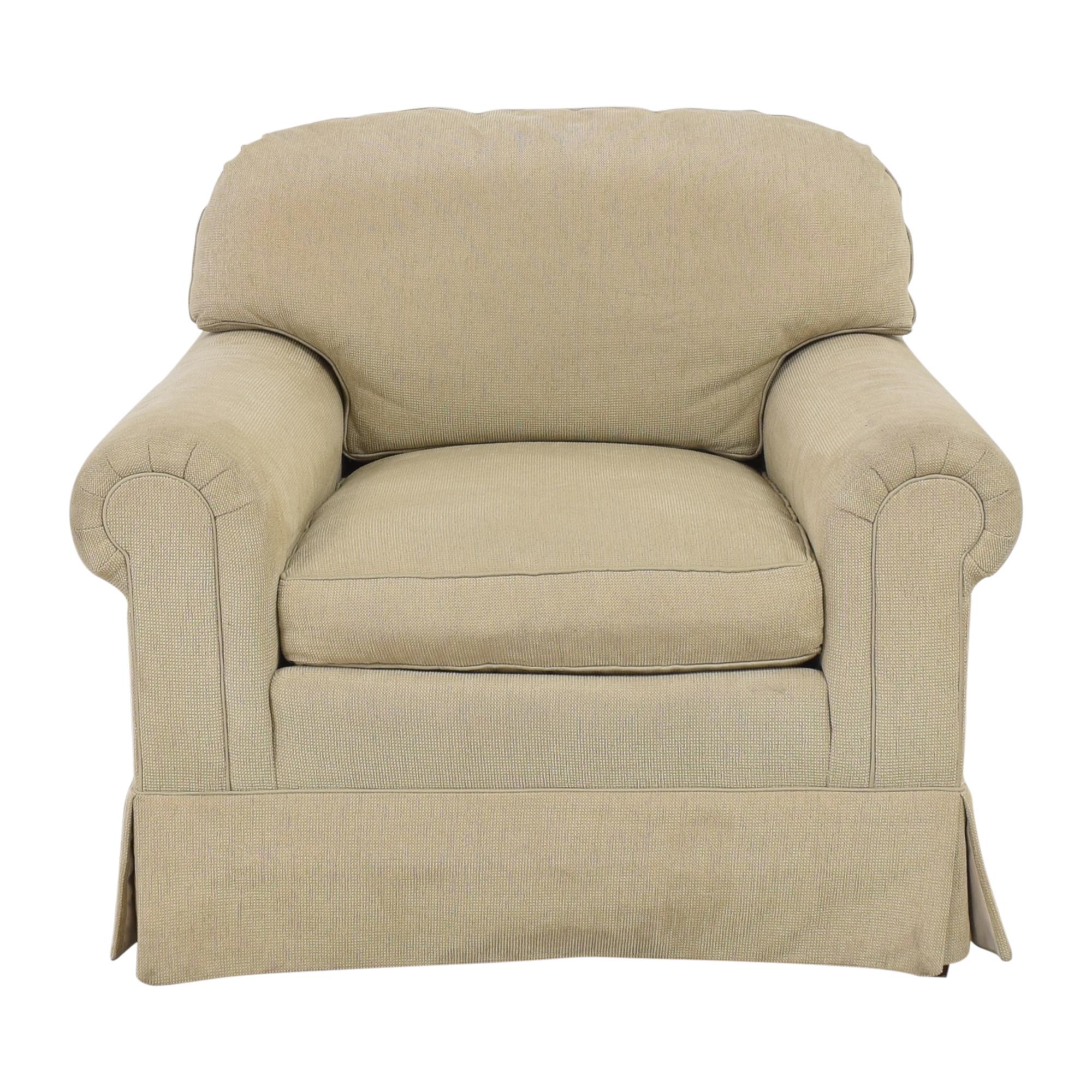 Bloomingdale's Bloomingdale's Alexandria Classic Club Chair for sale