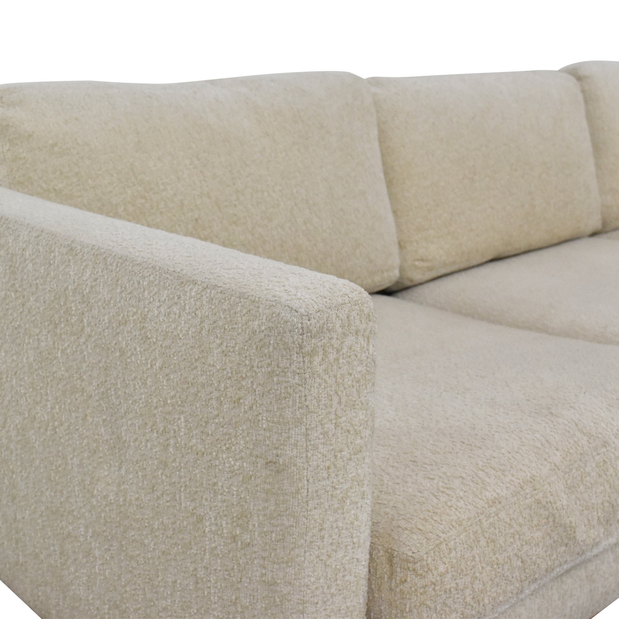 buy Thayer Coggin Milo Baughman Design Classic Sectional Sofa Thayer Coggin