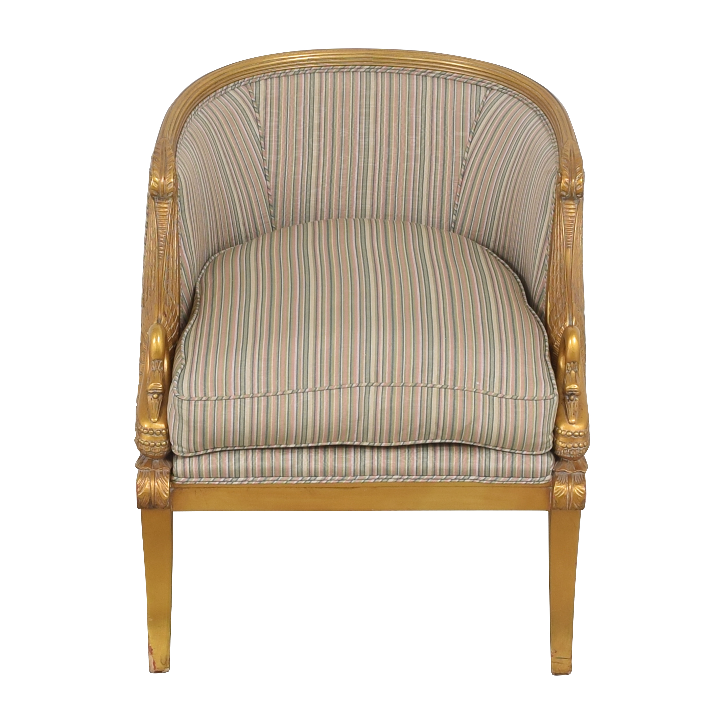 shop Karges Empire Swan Chair Karges Chairs
