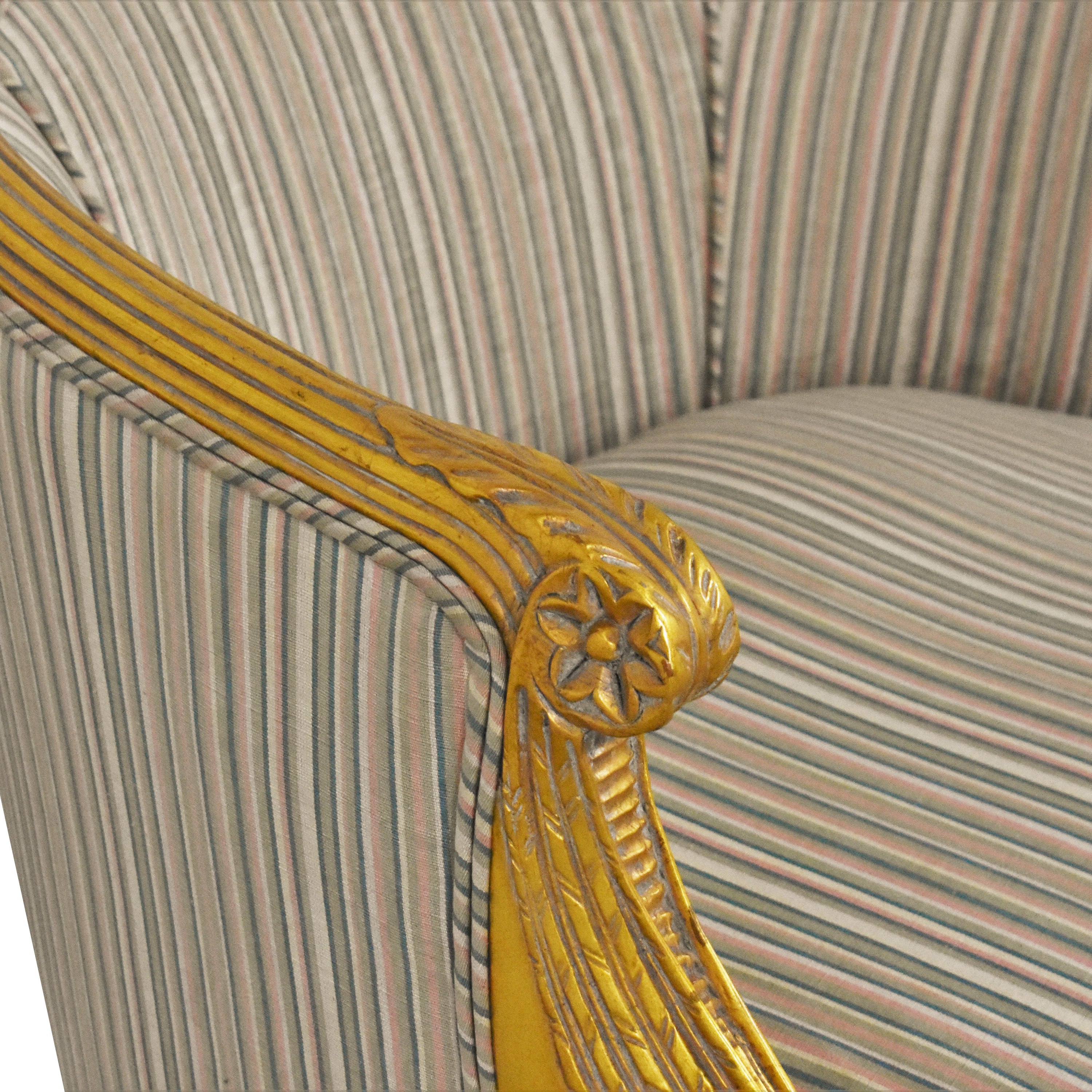 Karges Empire Swan Chair / Chairs