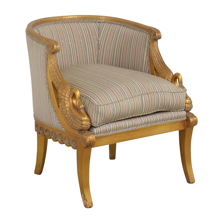 buy Karges Karges Empire Swan Chair online