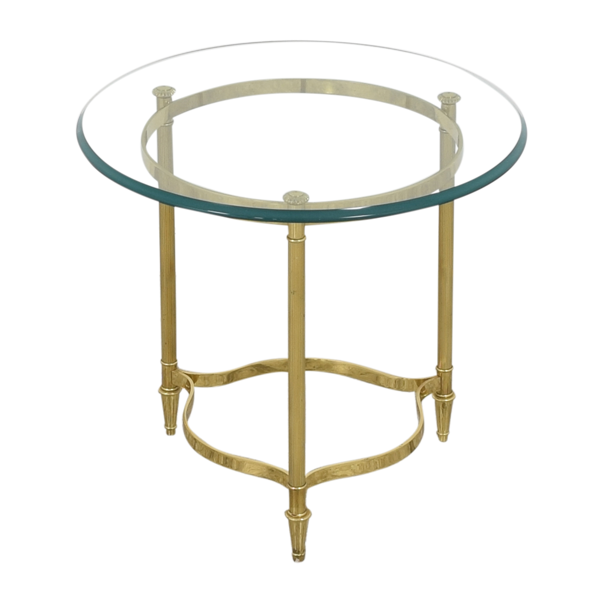 buy Transparent End Table  Accent Tables