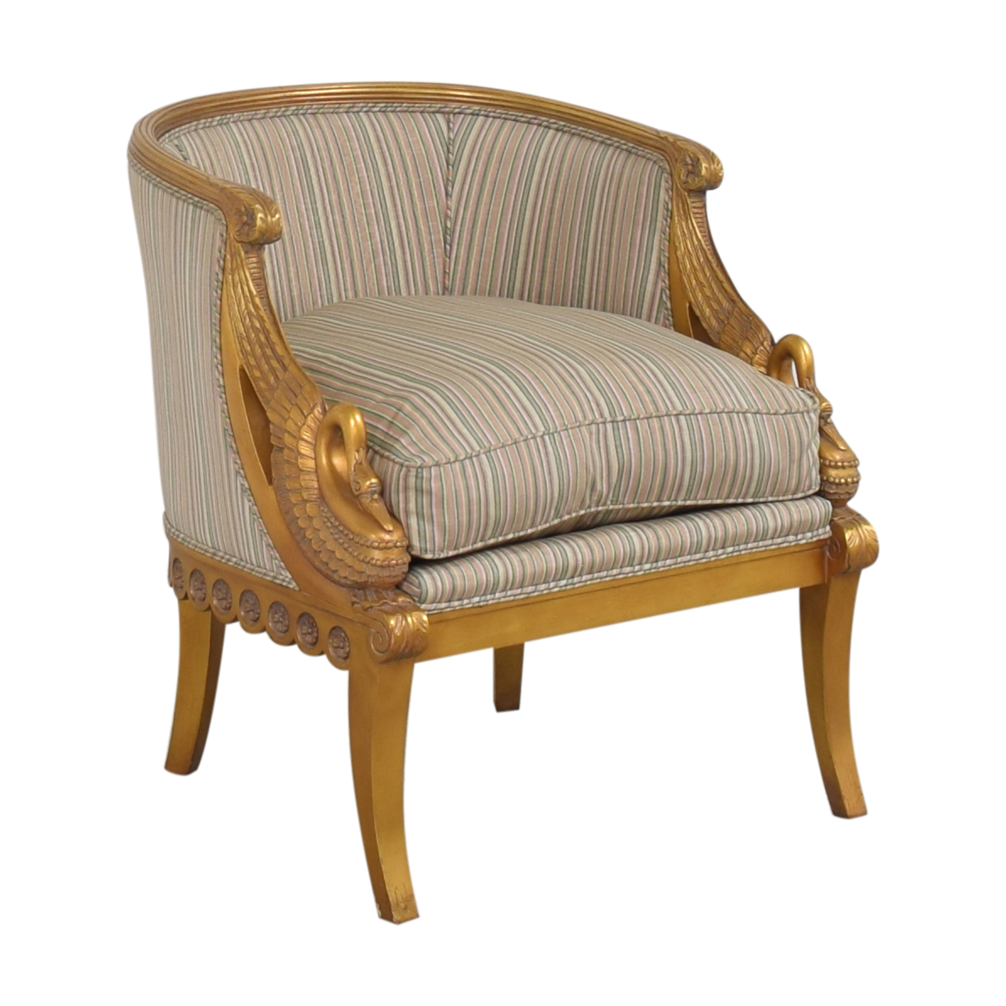 Karges Empire Swan Chair Karges