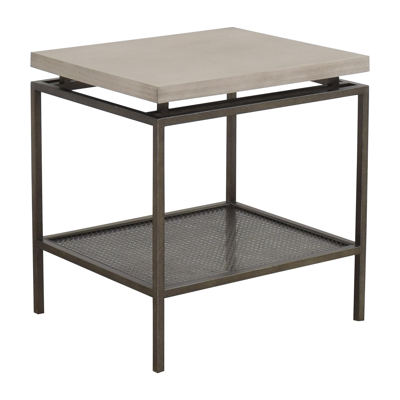 shop Universal Furniture Garrison End Table Universal Furniture End Tables
