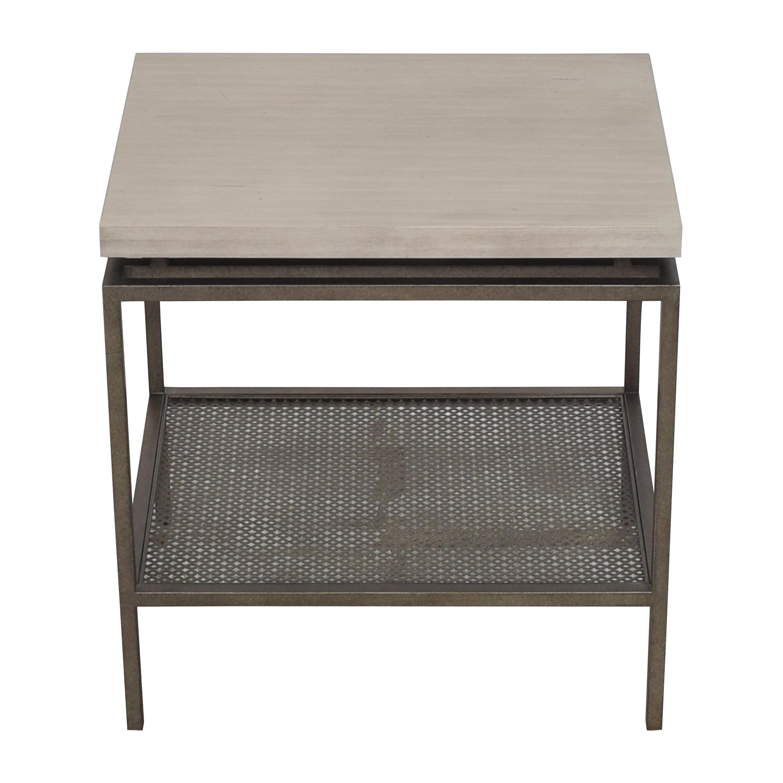 Universal Furniture Garrison End Table sale