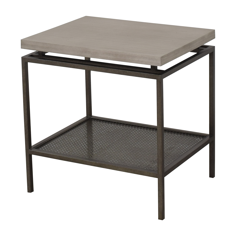shop Universal Furniture Garrison End Table Universal Furniture