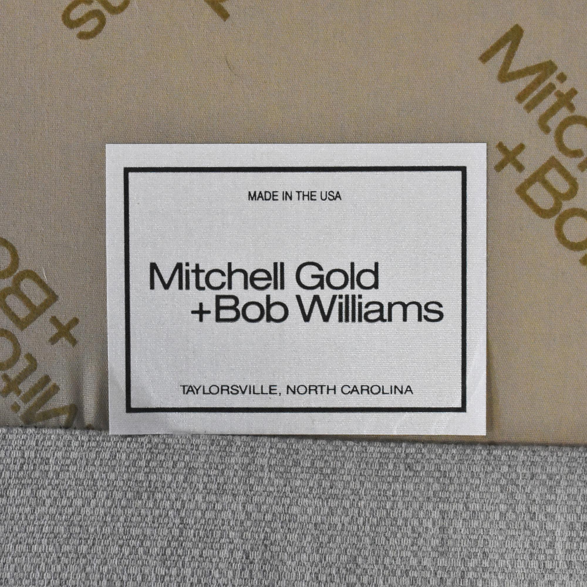 Mitchell Gold + Bob Williams Mitchell Gold + Bob Williams Franco Custom Sectional pa