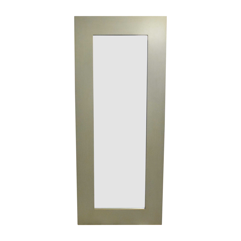 West Elm West Elm Chunky Floor Mirror