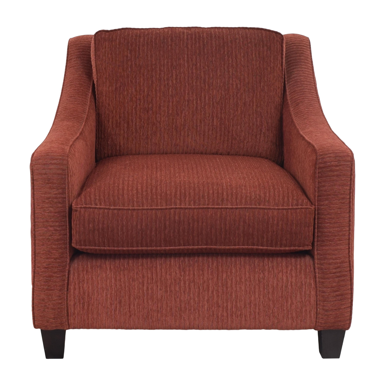 Bassett Furniture Bassett Furniture Corinna Accent Chair with Ottoman ct