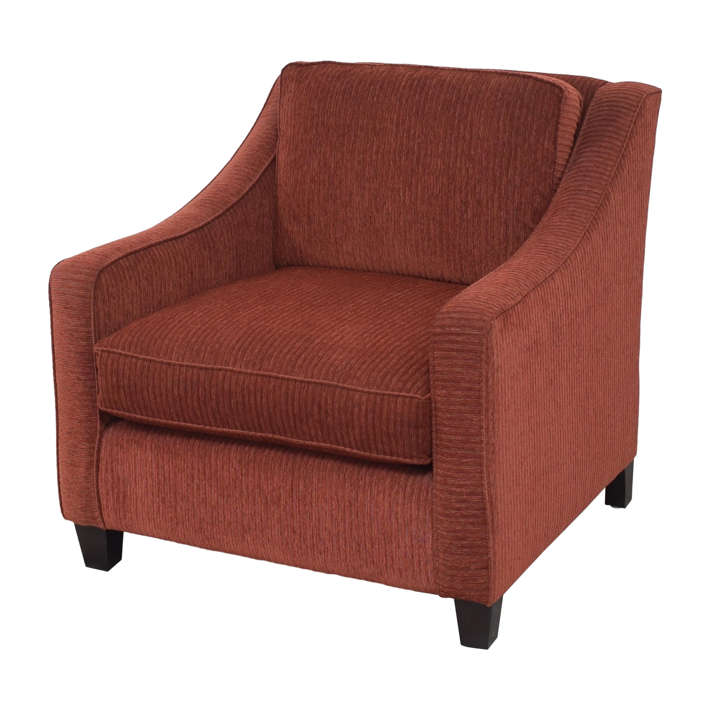 Bassett Furniture Bassett Furniture Corinna Accent Chair with Ottoman on sale