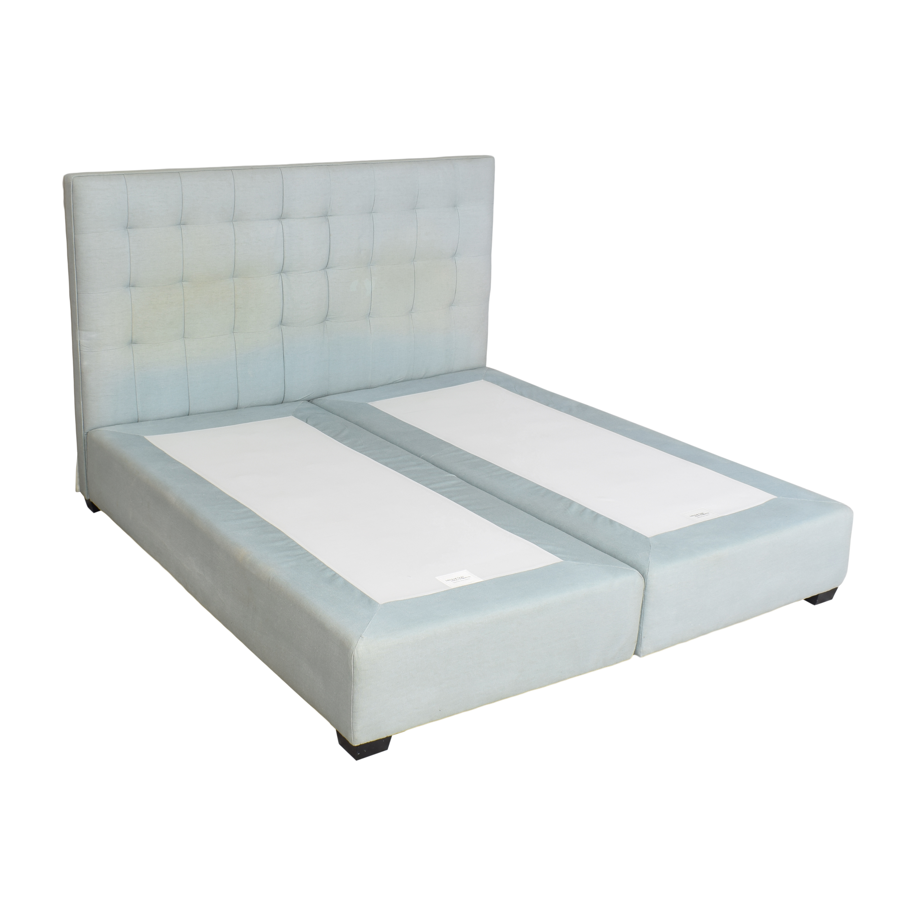 buy Mitchell Gold + Bob Williams Mitchell Gold + Bob Williams Butler Tufted King Bed online