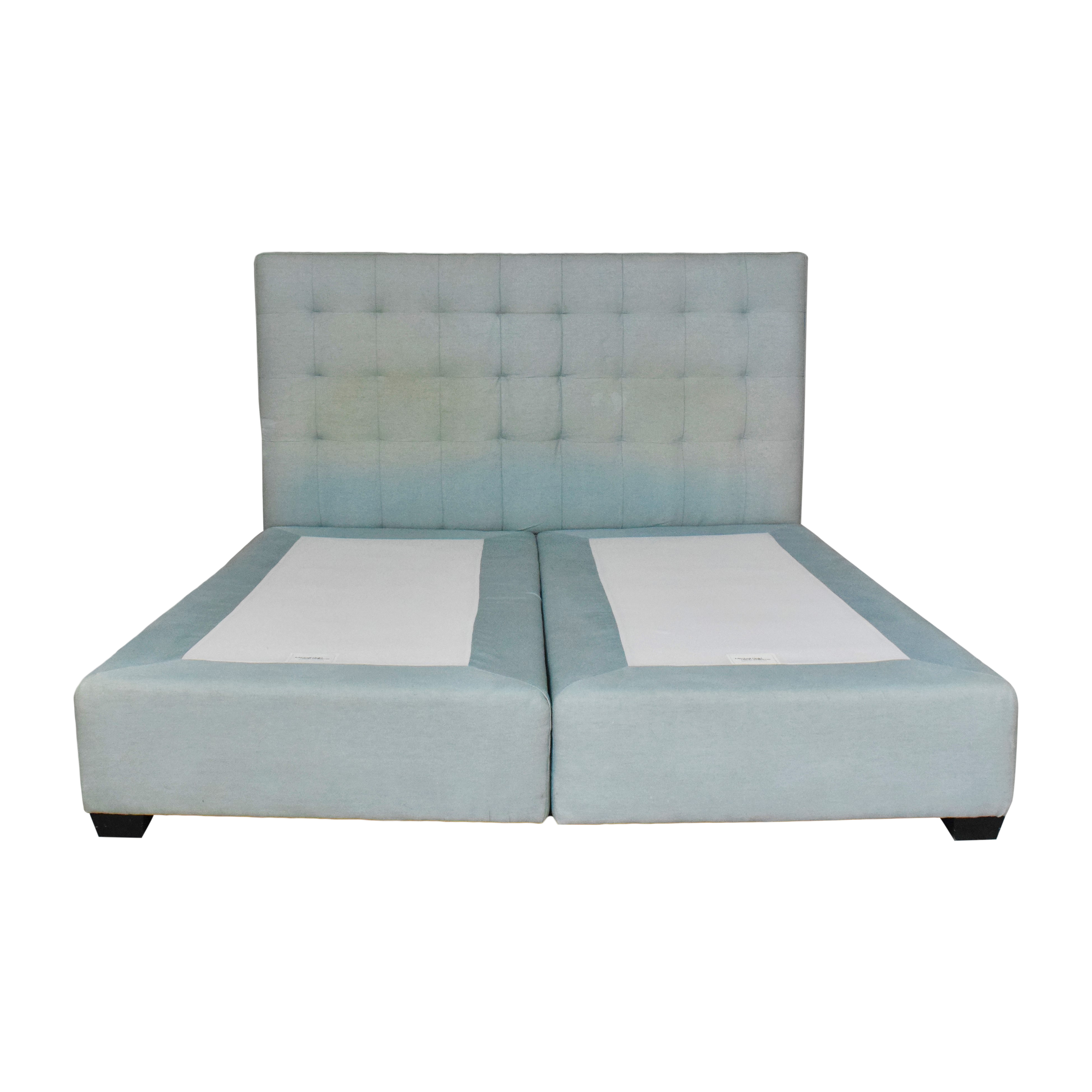 Mitchell Gold + Bob Williams Mitchell Gold + Bob Williams Butler Tufted King Bed Bed Frames