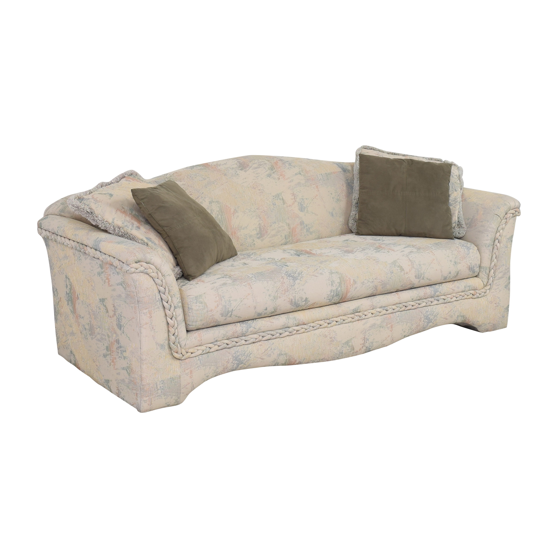 buy Flexsteel Bench Cushion Sofa Flexsteel Classic Sofas