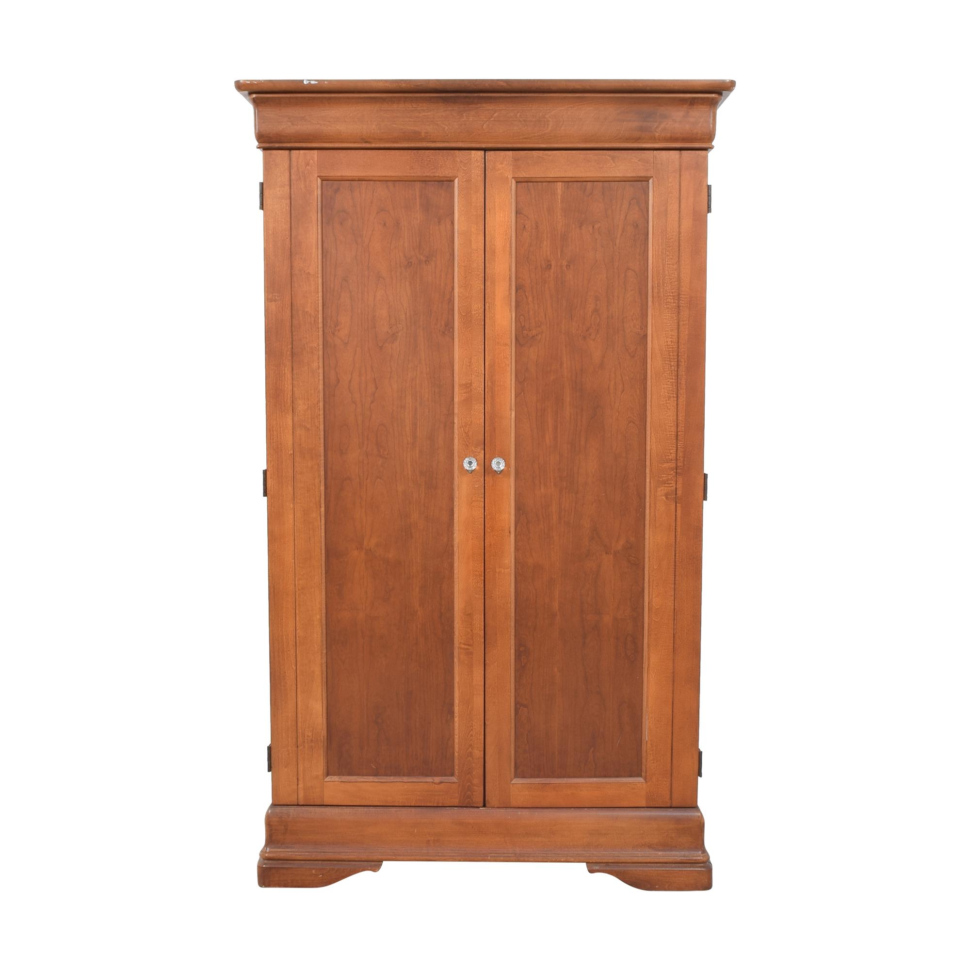 Two Door Armoire second hand