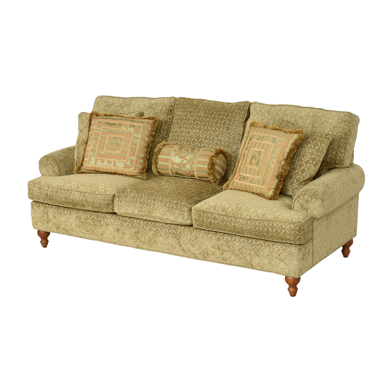 shop Robin Bruce Three Cushion Sofa Robin Bruce