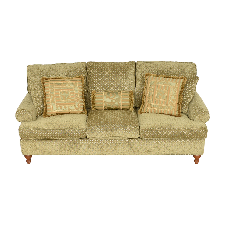 Robin Bruce Robin Bruce Three Cushion Sofa used