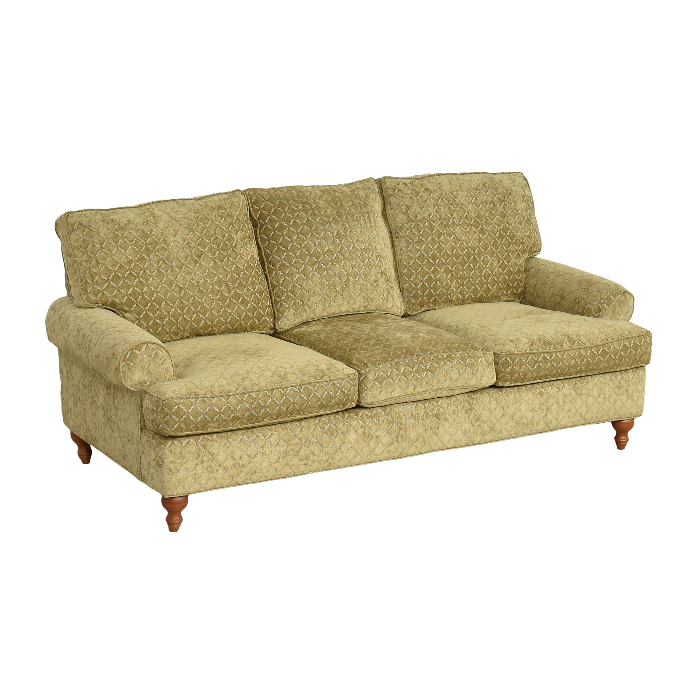 Robin Bruce Robin Bruce Three Cushion Sofa discount