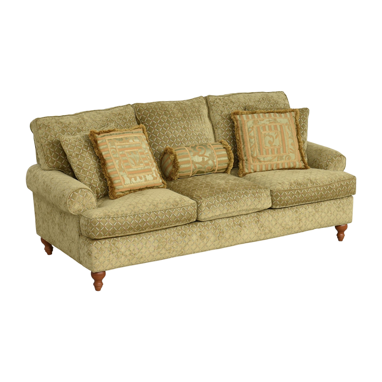 Robin Bruce Robin Bruce Three Cushion Sofa