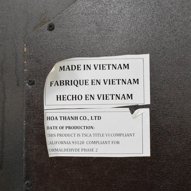 American Furniture Warehouse Dresser with Mirror sale
