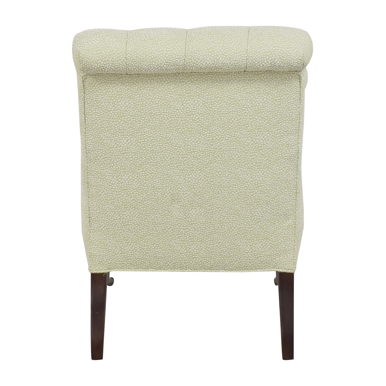 shop Tufted Slipper Chair