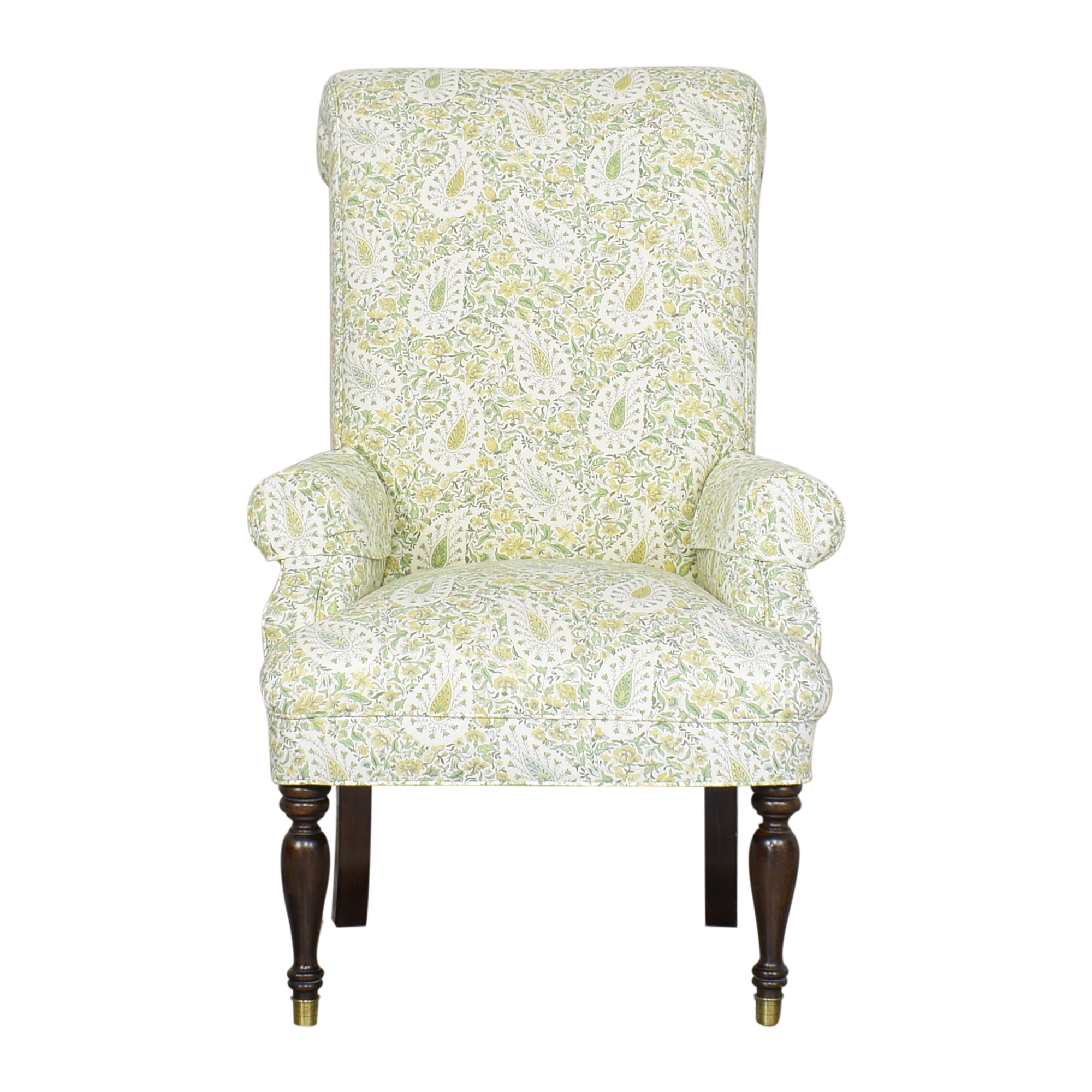 High Back Accent Chair Chairs