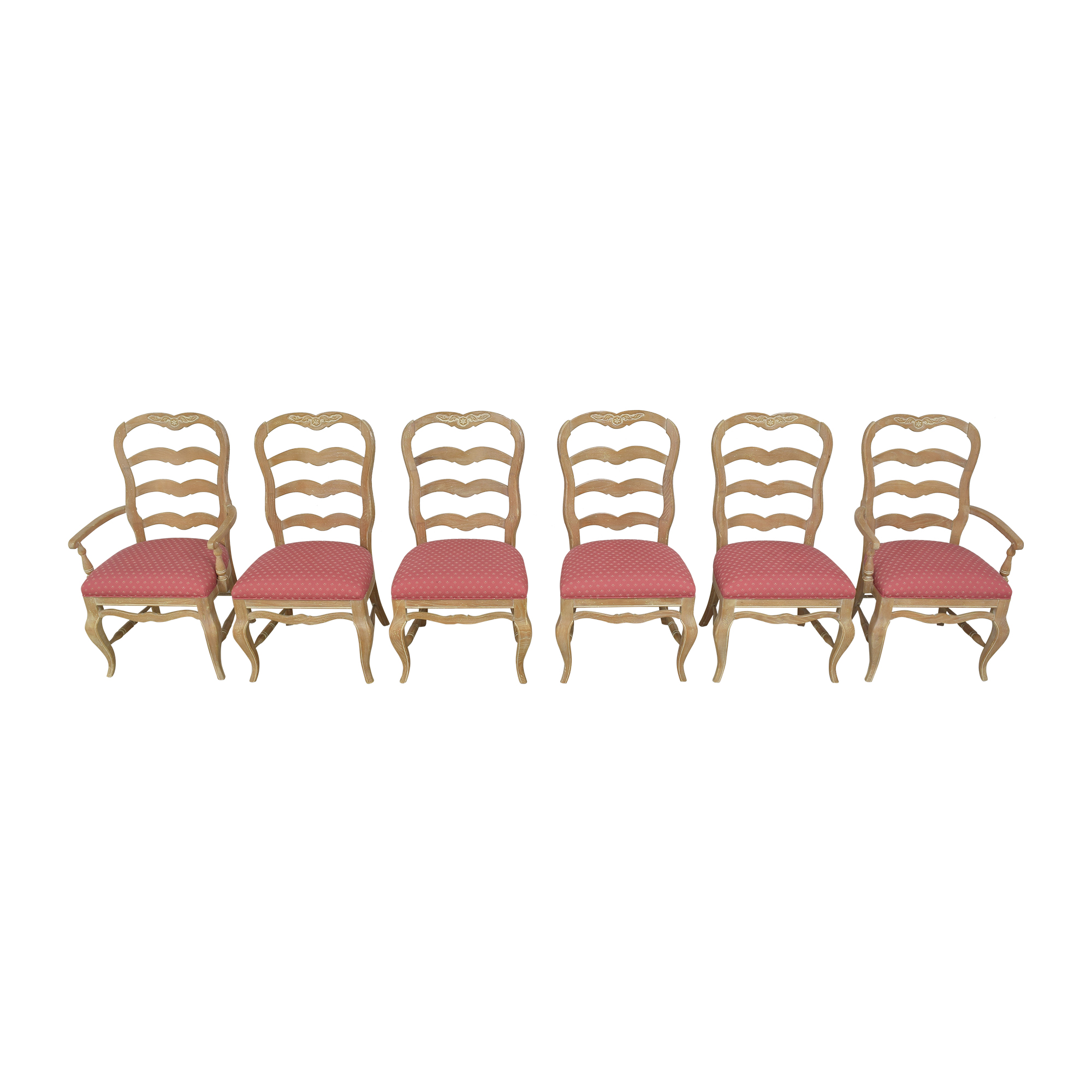 Pennsylvania House Pennsylvania House Country French Ladder Back Dining Chairs Dining Chairs