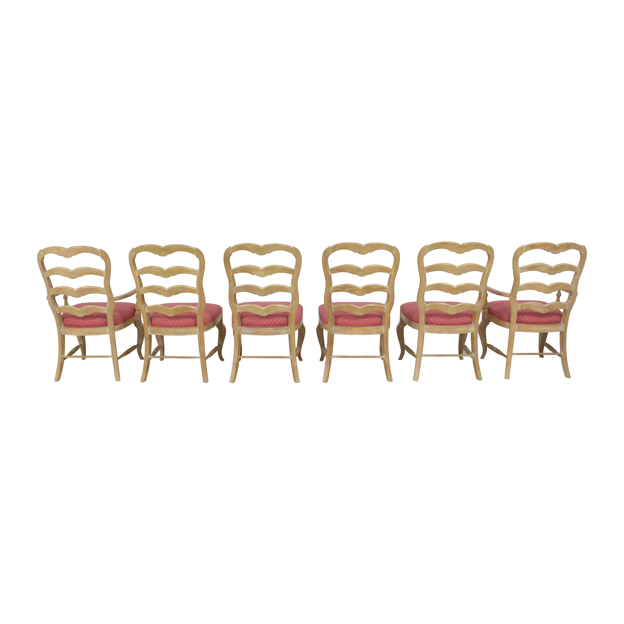 Pennsylvania House Country French Ladder Back Dining Chairs / Chairs