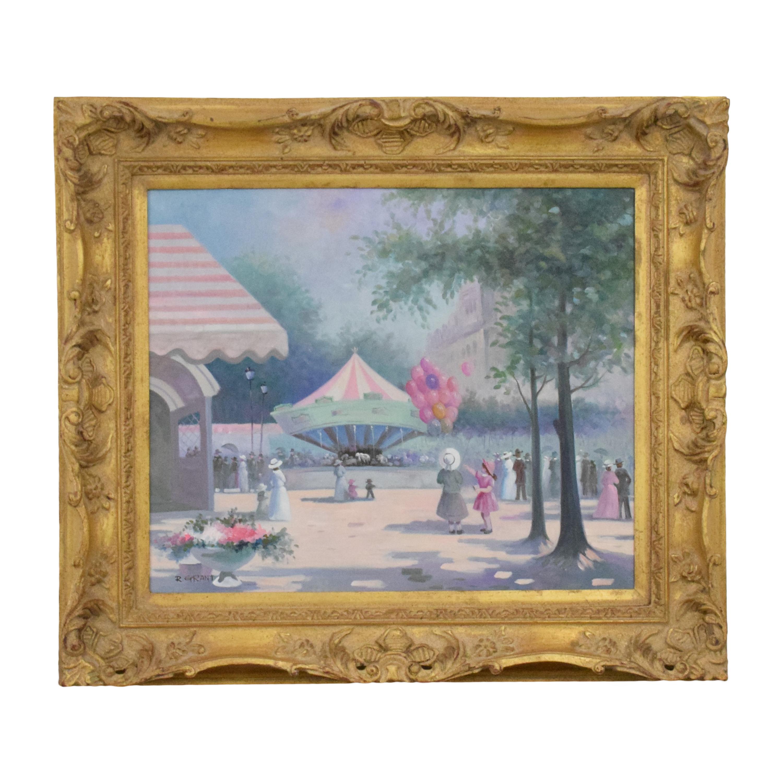 R. Grant Framed Wall Art / Decor