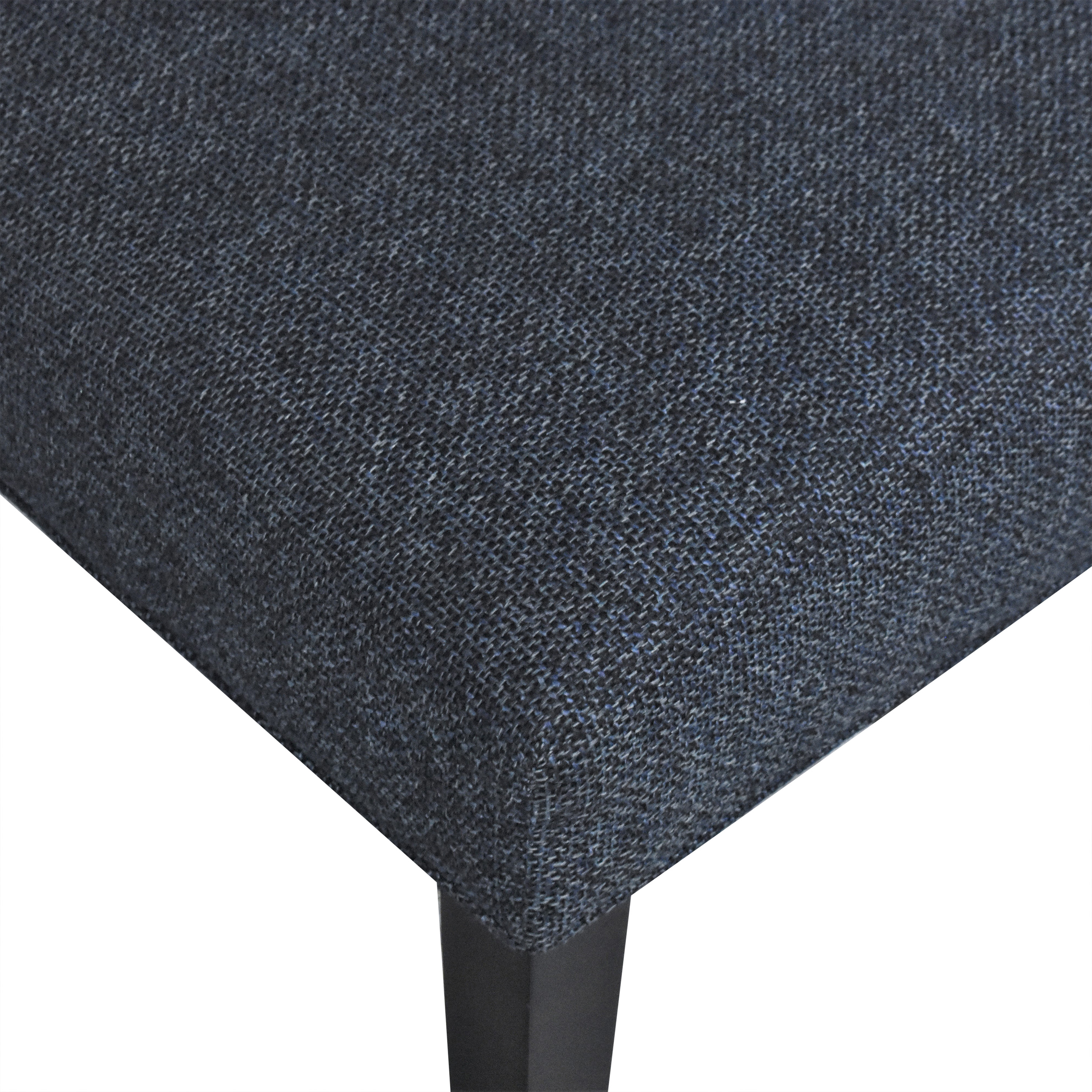 Crate & Barrel Crate & Barrel Miles Upholstered Dining Chairs Dining Chairs