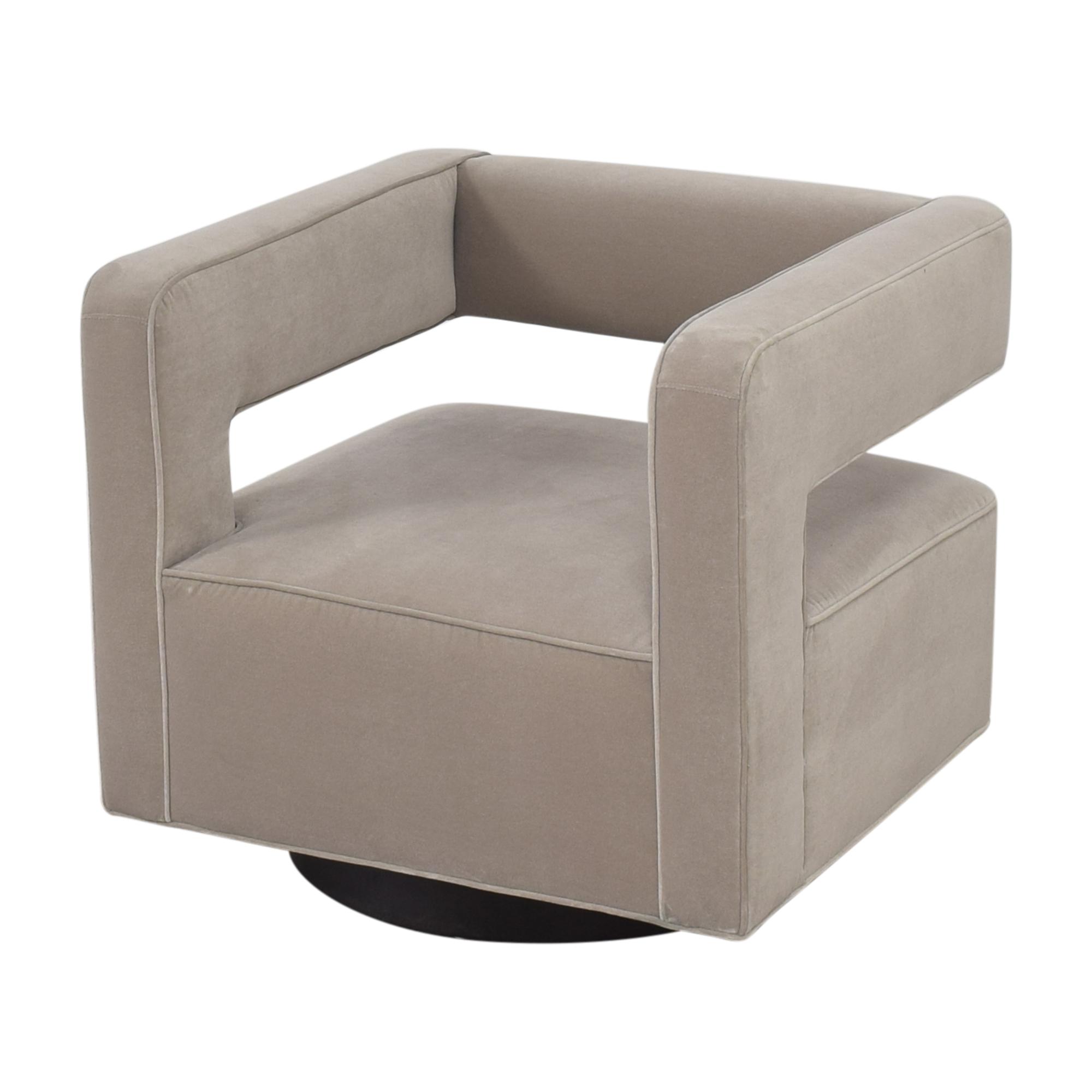 Mitchell Gold + Bob Williams Mitchell Gold + Bob Williams Nico Return Swivel Chair on sale