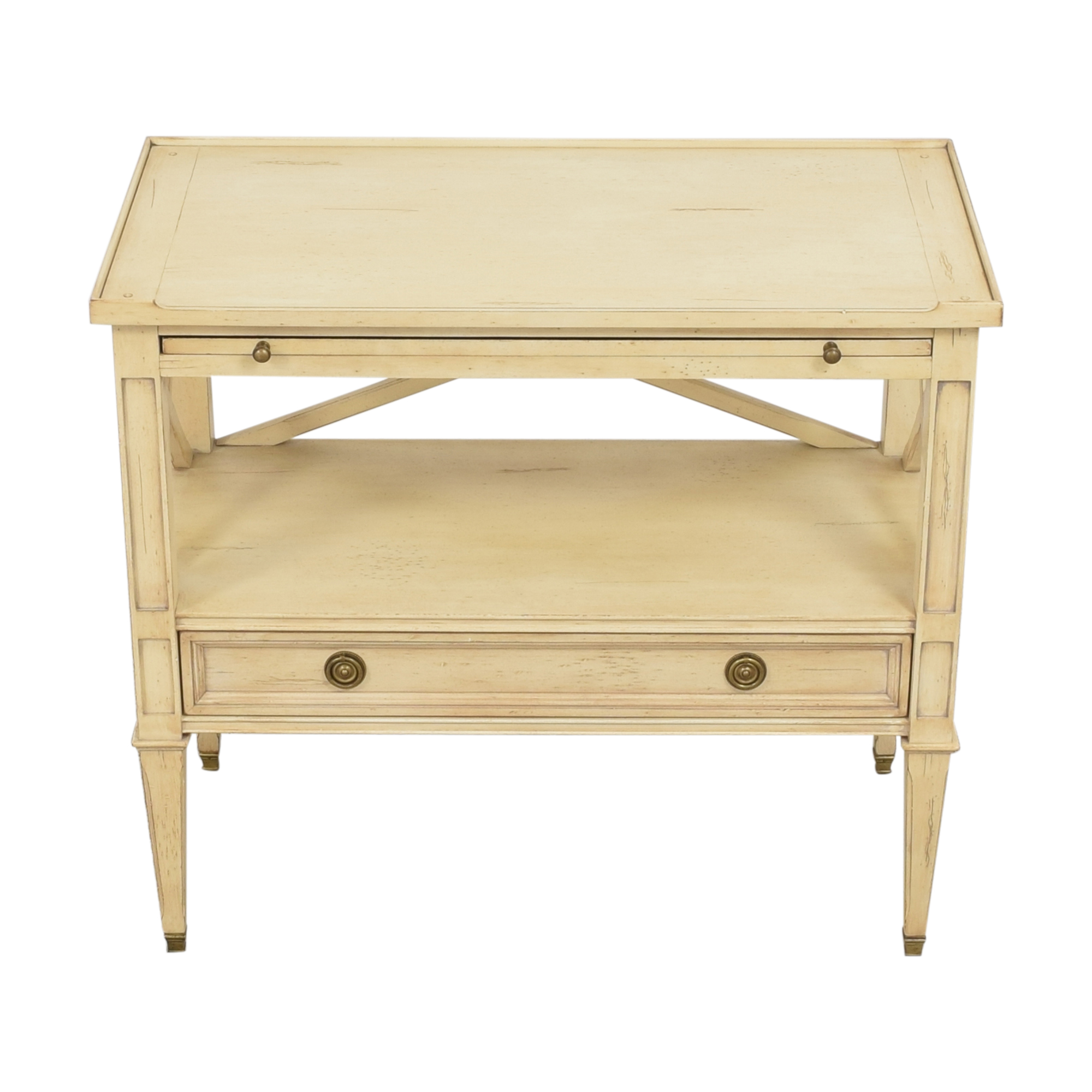 Hickory White Hickory White Continental Bedside Table nyc