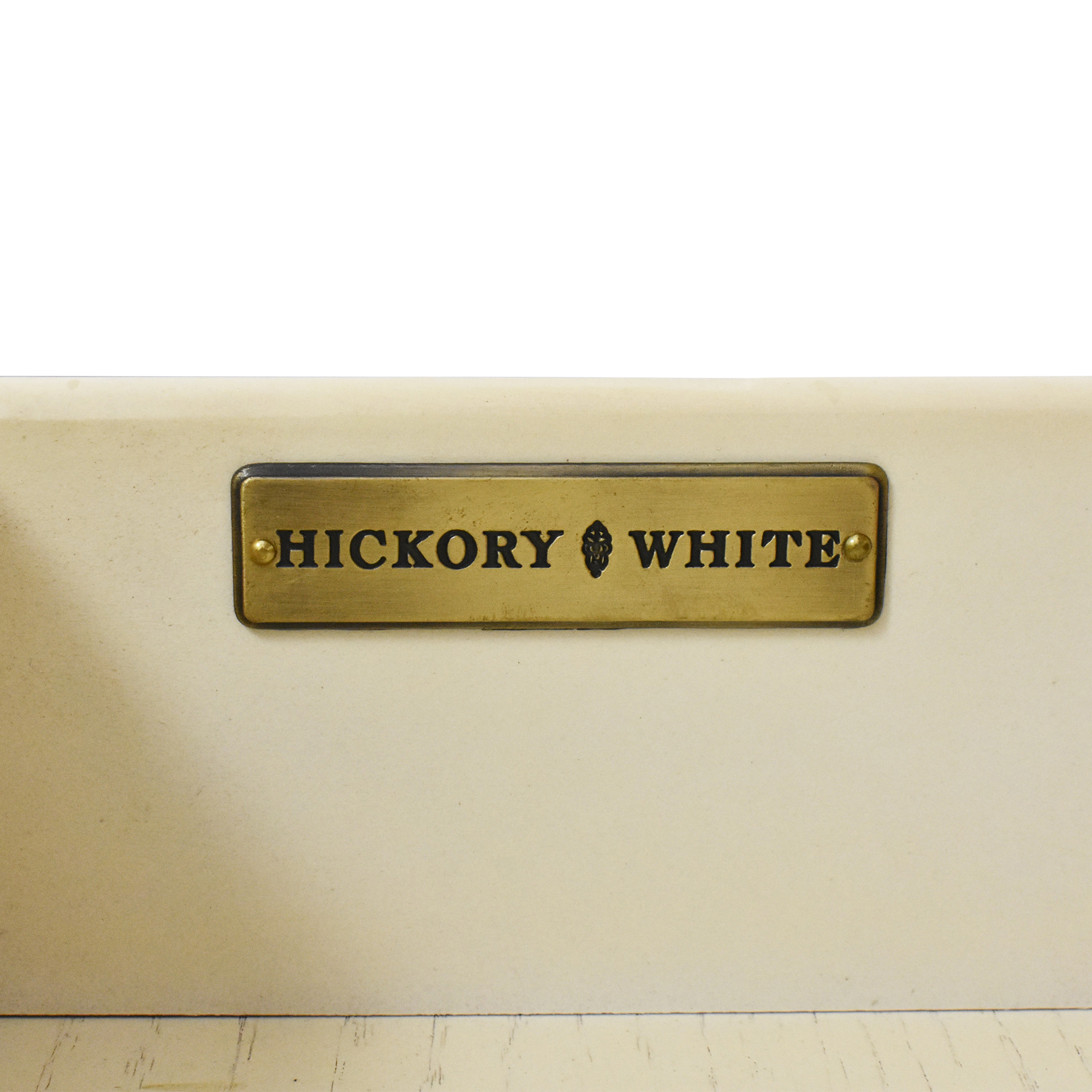 Hickory White Hickory White Continental Bedside Table second hand