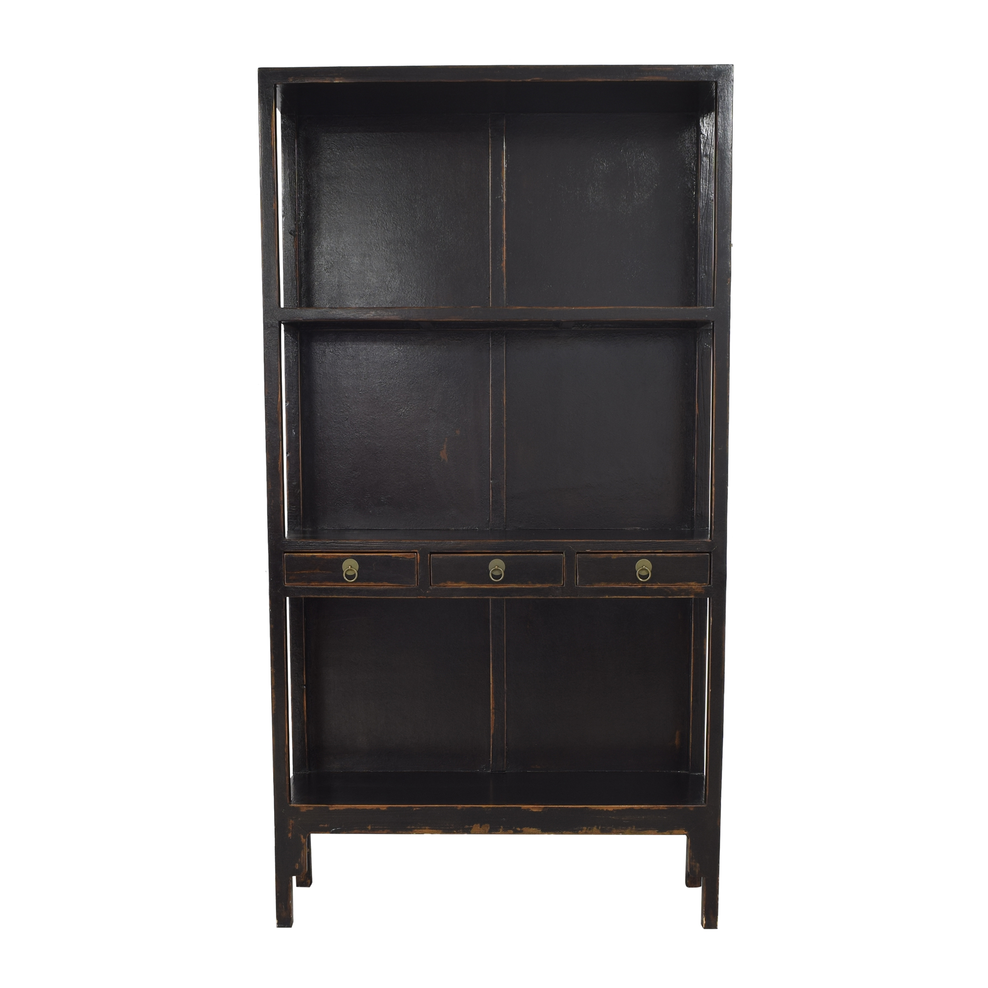 Lillian August Lillian August Chinoiserie Curio Cabinet nyc