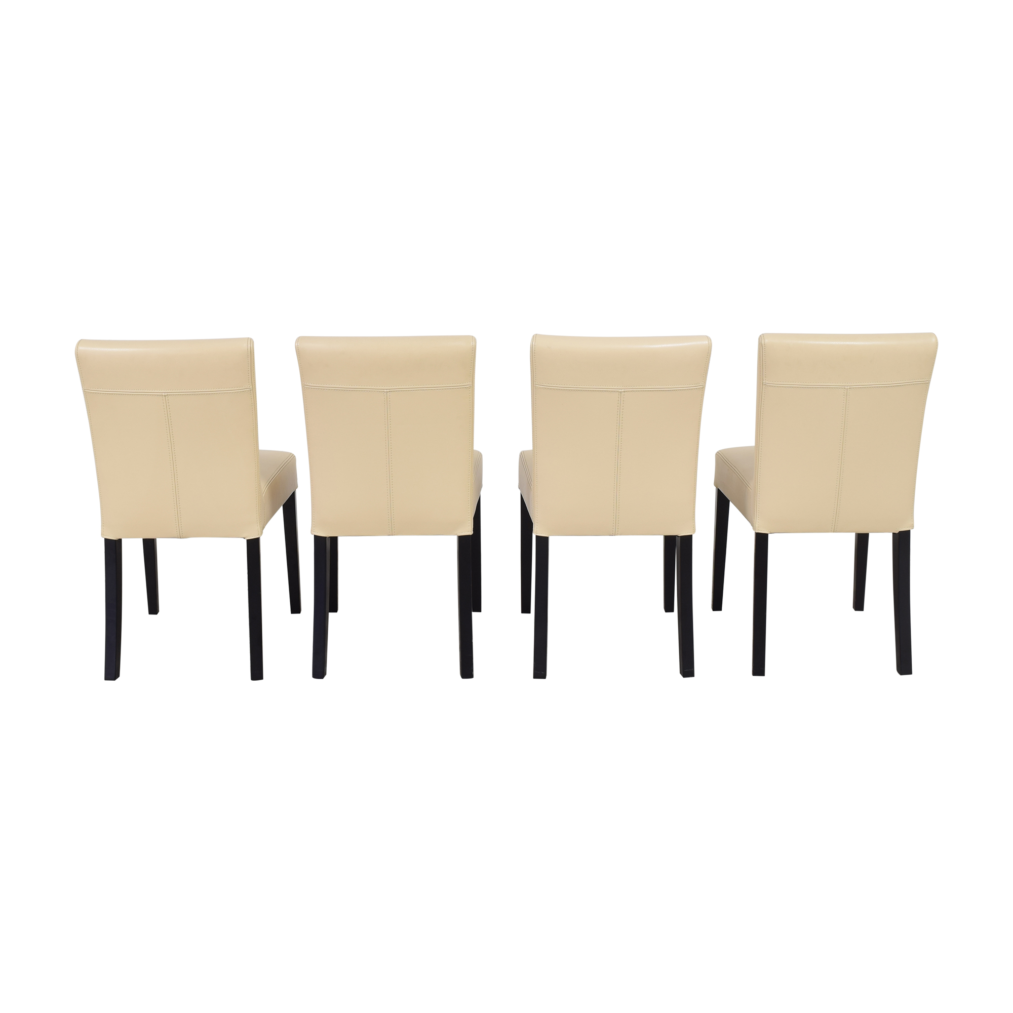 Crate & Barrel Crate & Barrel Lowe Dining Side Chairs used